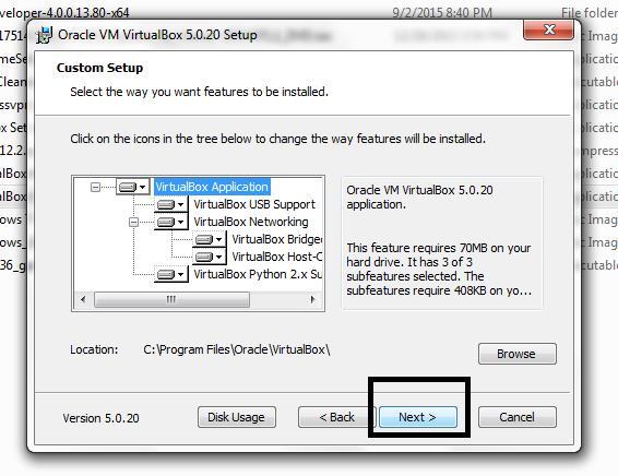 Virtual Box install_4