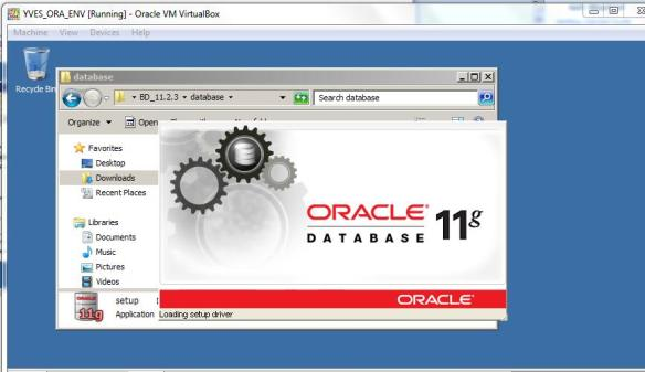 Oracle database 11g |