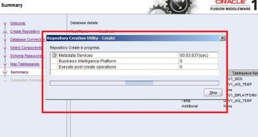 How to install Oracle Business Intelligence Enterprise edition