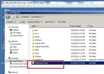 How to install Oracle Business Intelligence Enterprise
